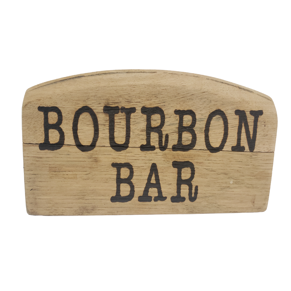 Whiskey Barrel Head Shelf and Wall Art - Get Groovy Deals Texas