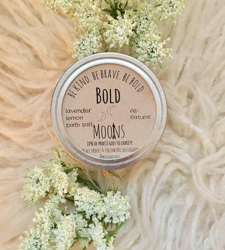 Bold Moons Homemade Soy Candles  4oz - Get Groovy Deals Texas