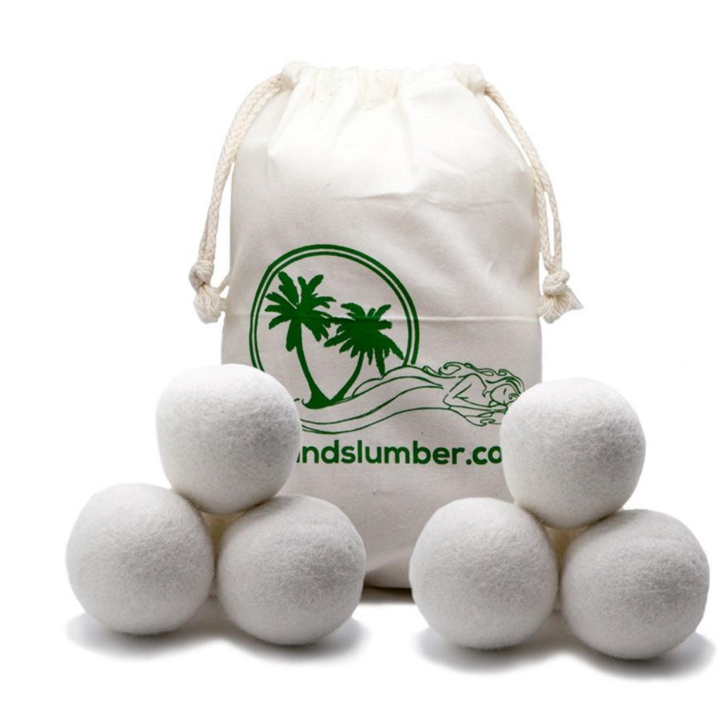 Organic Wool Dryer Balls - Get Groovy Deals Texas