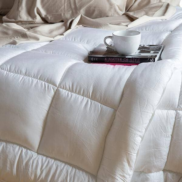 Plush Bamboo Alternative Down Comforter