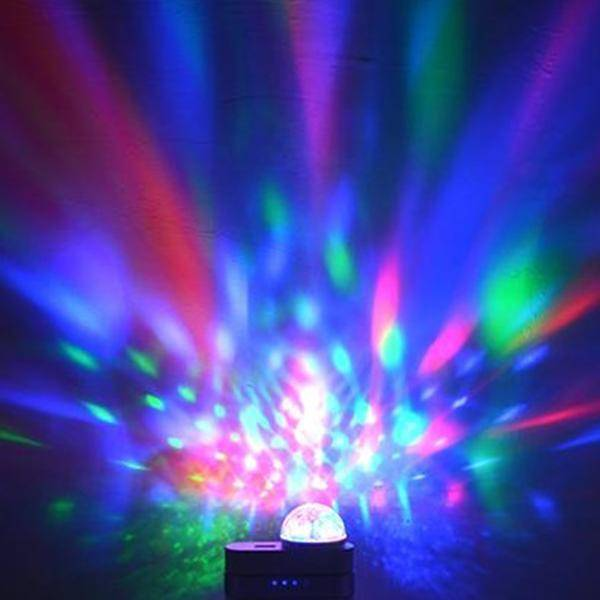 LED Mini Magical Disco Ball with Sound Control - Get Groovy Deals Texas