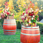 Load image into Gallery viewer, Retired Barrel - Wedding décor - FREE Personalization