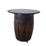 Load image into Gallery viewer, Barrel Table Top with Attached Cleats (Table Top Only- No Barrel) - Get Groovy Deals Texas