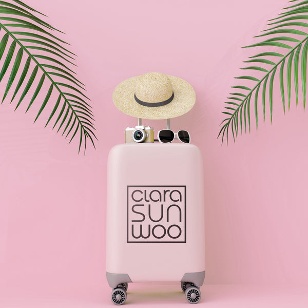 Why Clara Sunwoo is the perfect travel wardrobe