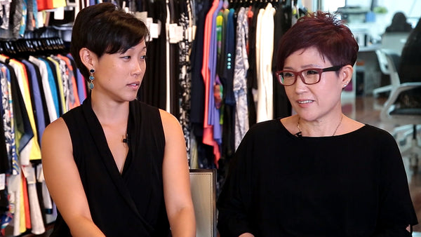 Get to know the Designers:  Q&A  Clara & Roseann Sunwoo