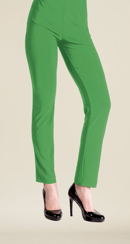 Straight Leg Pant - Green - Final Sale!