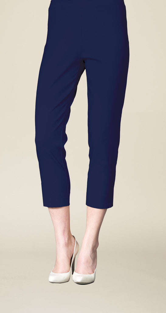 4-Way Techno Stretch - Straight Leg Capri