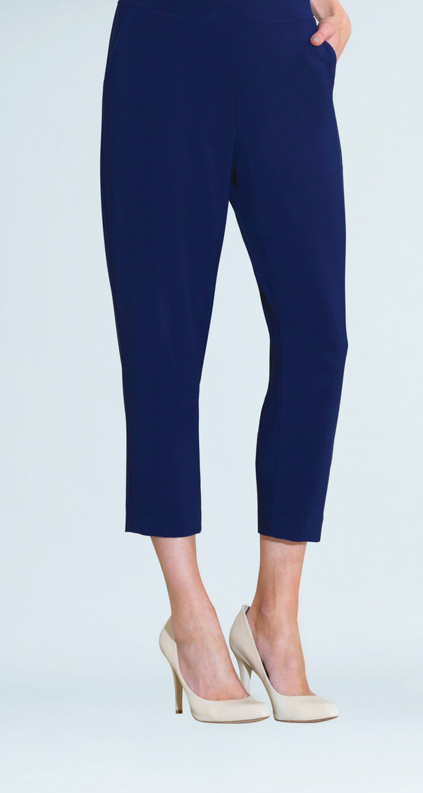 Jogger Pocket Capri - 2 Colors