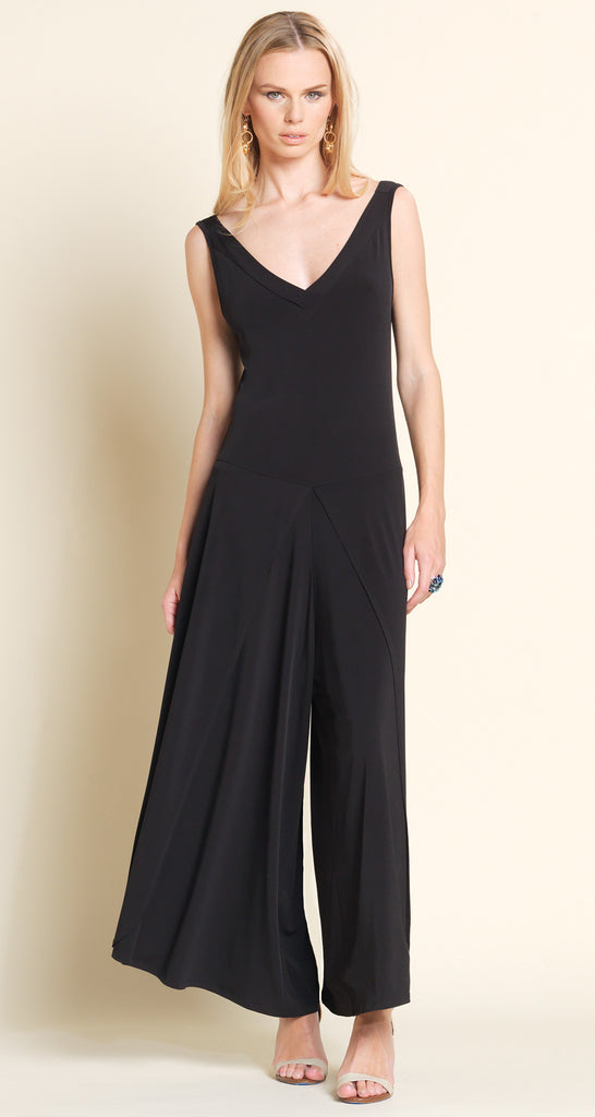 Fly-Away Jumpsuit - Black - Final Sale!