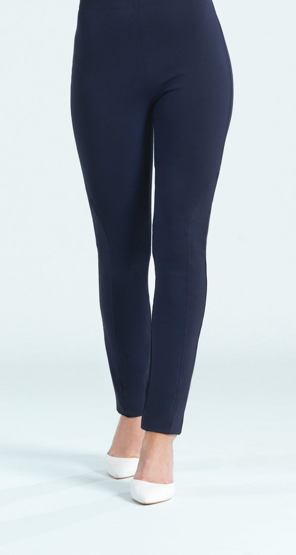 Ponte Slim Rider Pant - Navy - Limited Sizes!