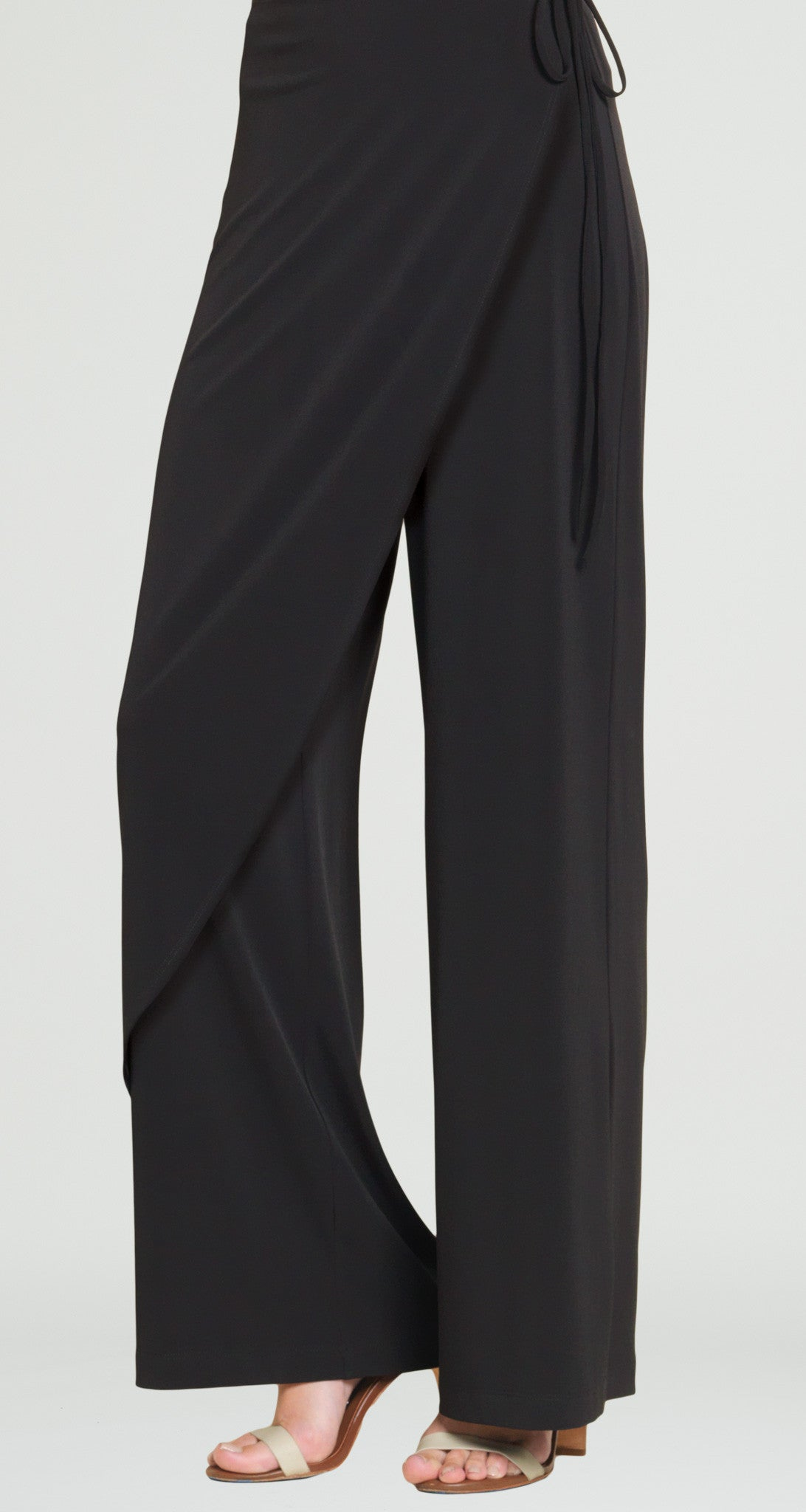 Modern Wrap Pant - Final Sale! Size XL