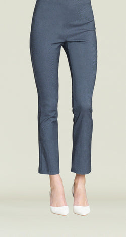 Techno Stretch Ankle Pant - Blue Denim - Size Small!