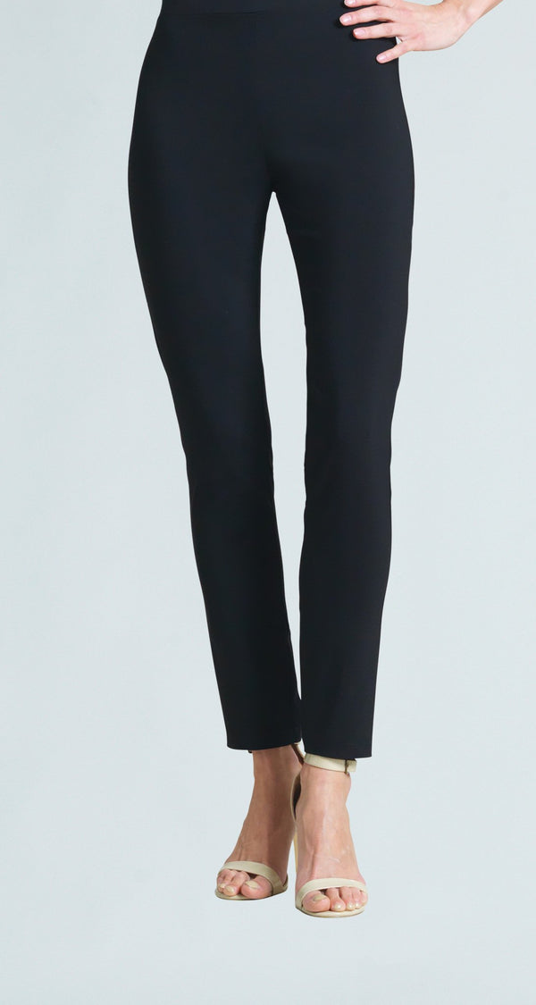 Techno Stretch Straight Leg Pant - Black - Limited Sizes!