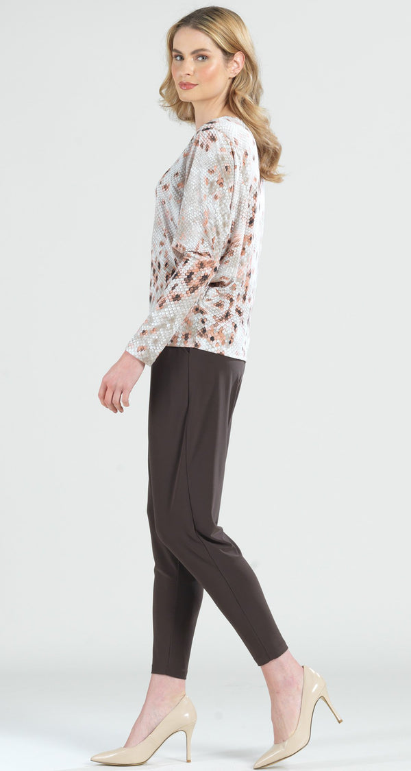 Python Print Dolman Top -Final Sale! - Clara Sunwoo
