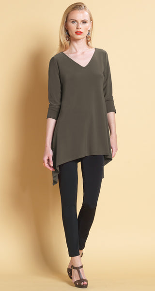 Side Point Tunic