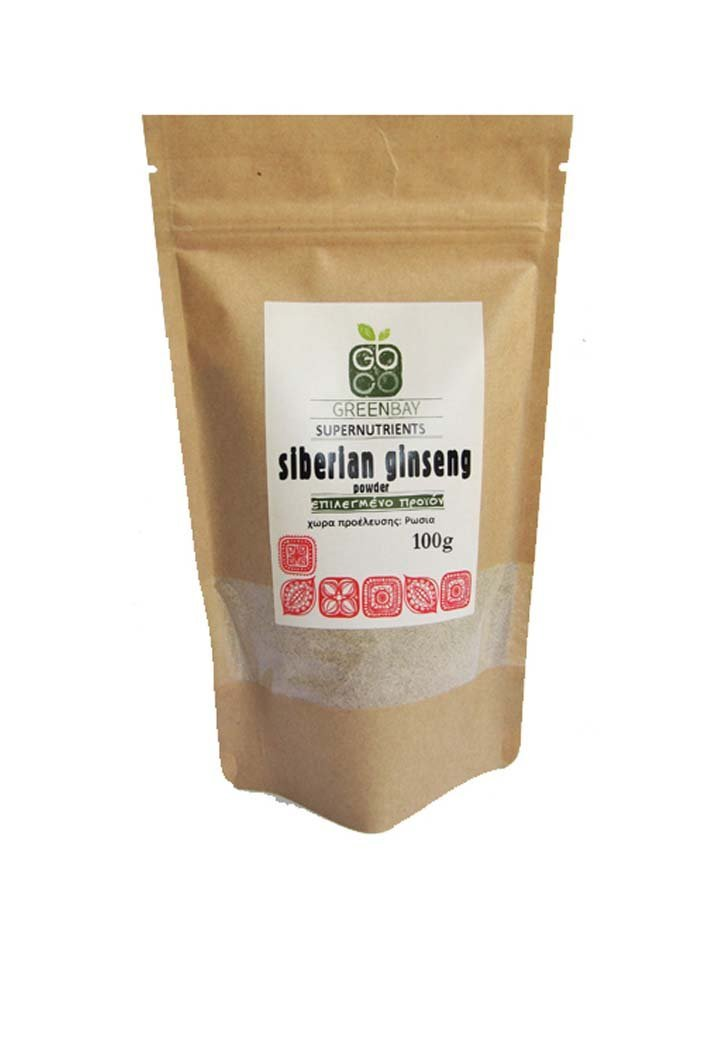 Bio Ginseng Σκόνη-Green Bay-NorasDeli
