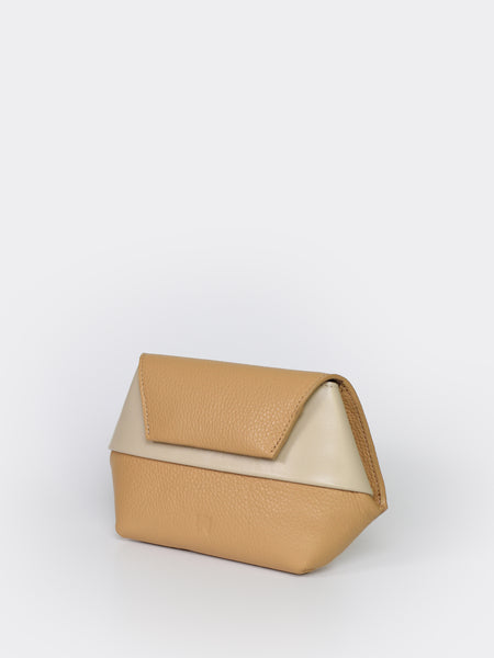 Blanche clutch - belt bag