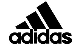 Adidas for running apparel and footwear, running shoes.
