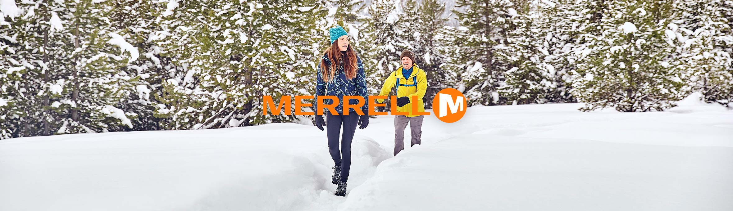 Merrell | Fall/Winter 2017 Collection