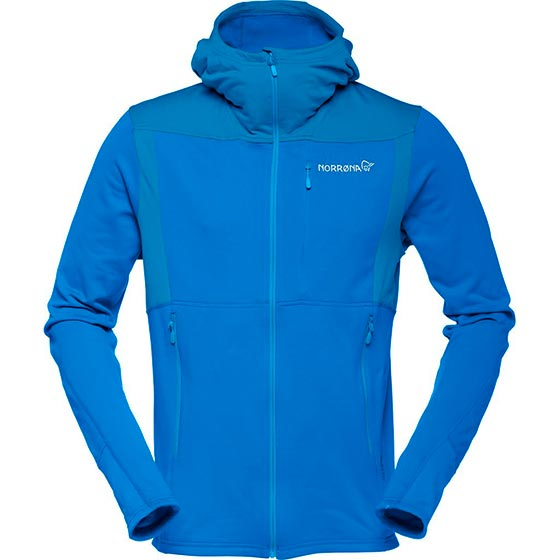 Men's Falketind warm1 stretch Zip Hoodie