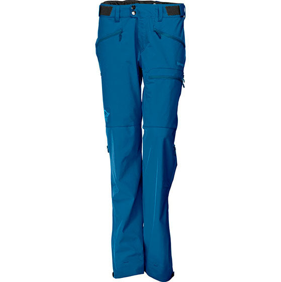 Women's Falketind Windstopper hybrid Pants