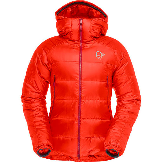 Women's Trollveggen Down850 Jacket