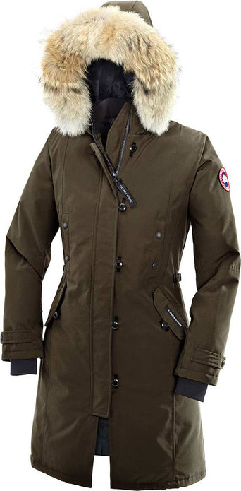 lazy-loading-gif Canada Goose Parka Kensington Femme Military Green 7dfe88d3a2f4