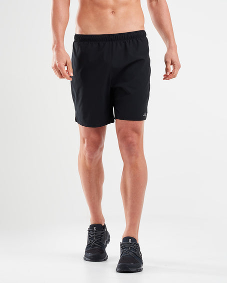 2XU XVENT 7 Inch Short (with brief) - Men's