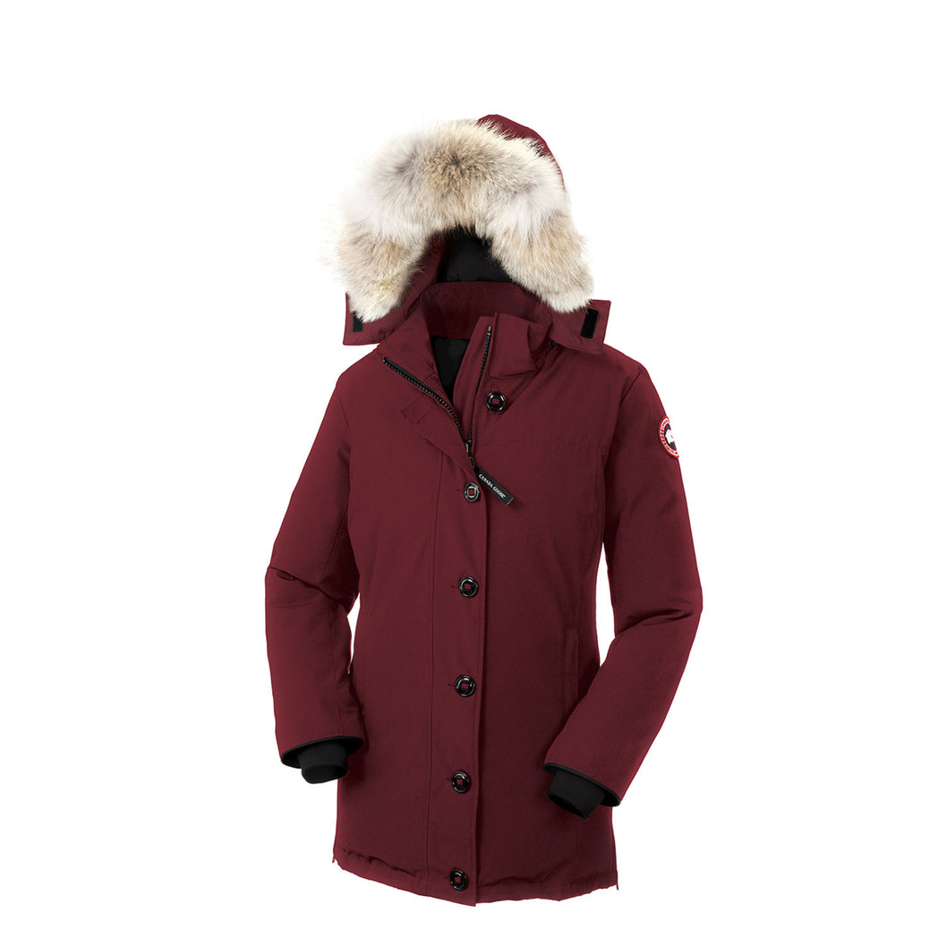 différence canada goose homme et femme