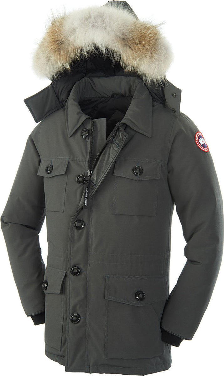 new product d9b7e 7be68 Canada Goose Banff Parka - Men's