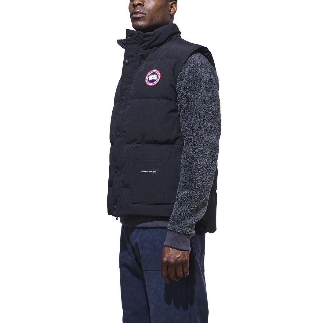 canada goose jacket leaking down