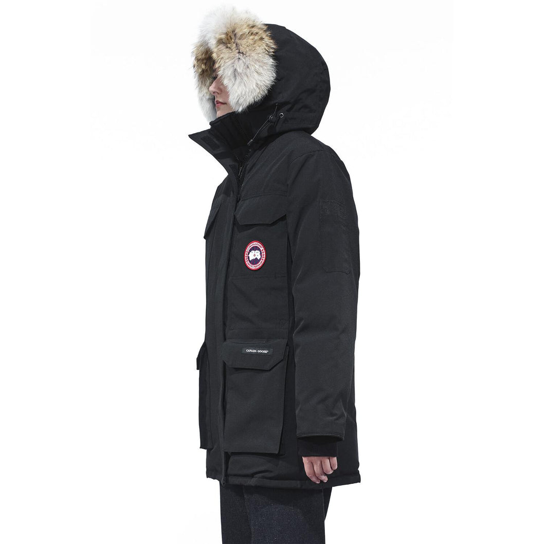 comment taille canada goose femme