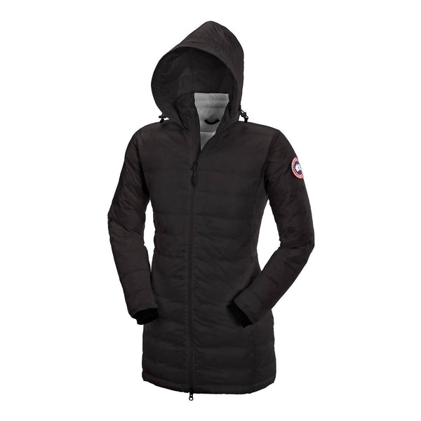 Canada Goose Camp Down Hooded Jacket - Women s  0710ef0b3