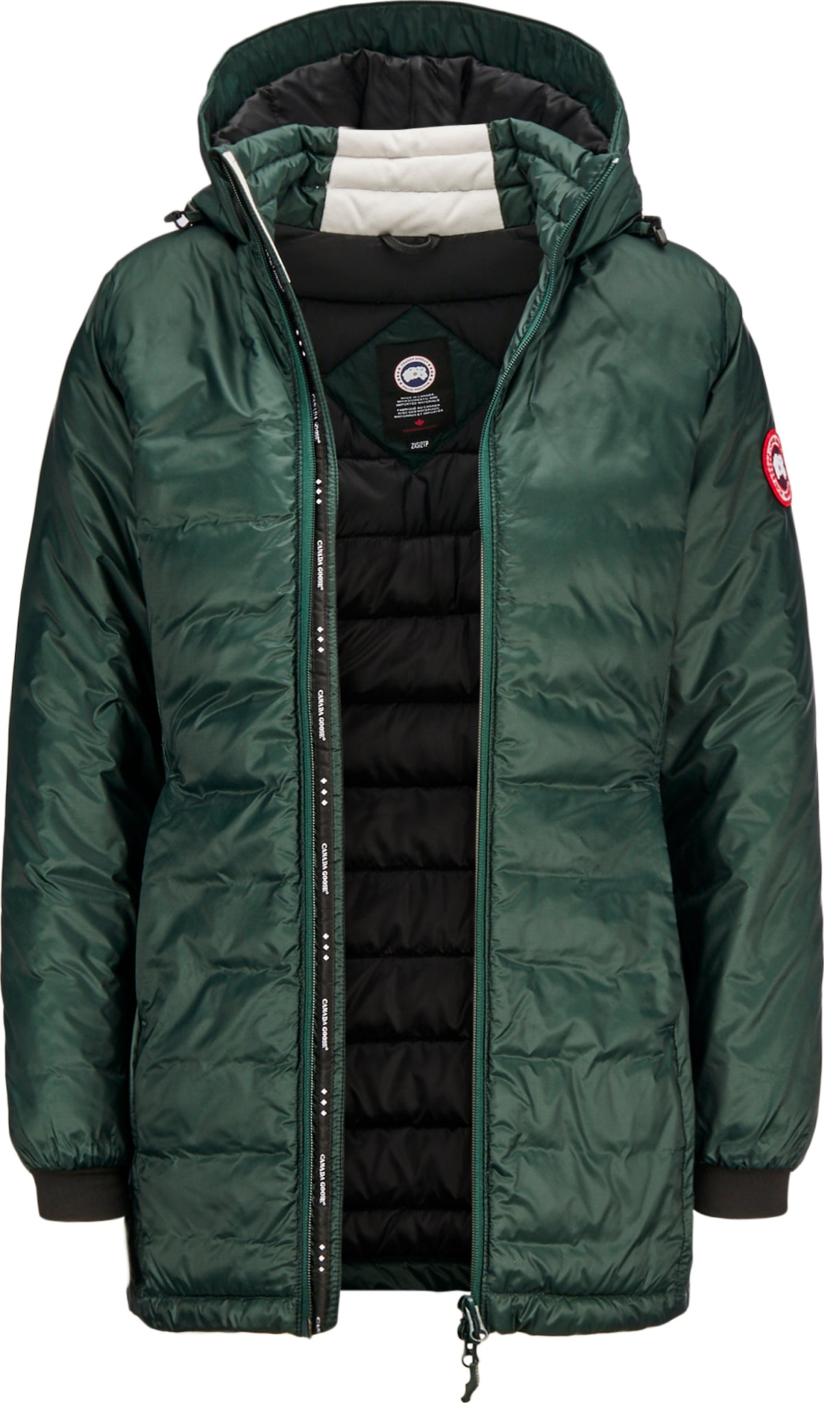 477ceb930 Canada Goose Camp Down Hooded Jacket - Women's