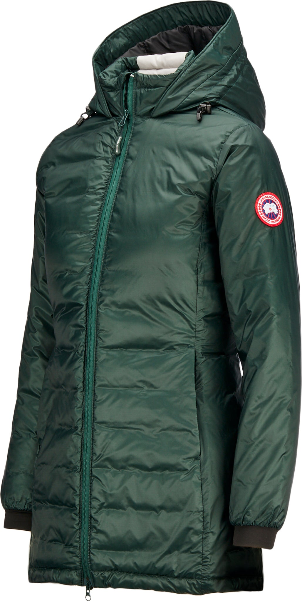 5cd4f8a3edce Canada Goose Camp Down Hooded Jacket - Women s
