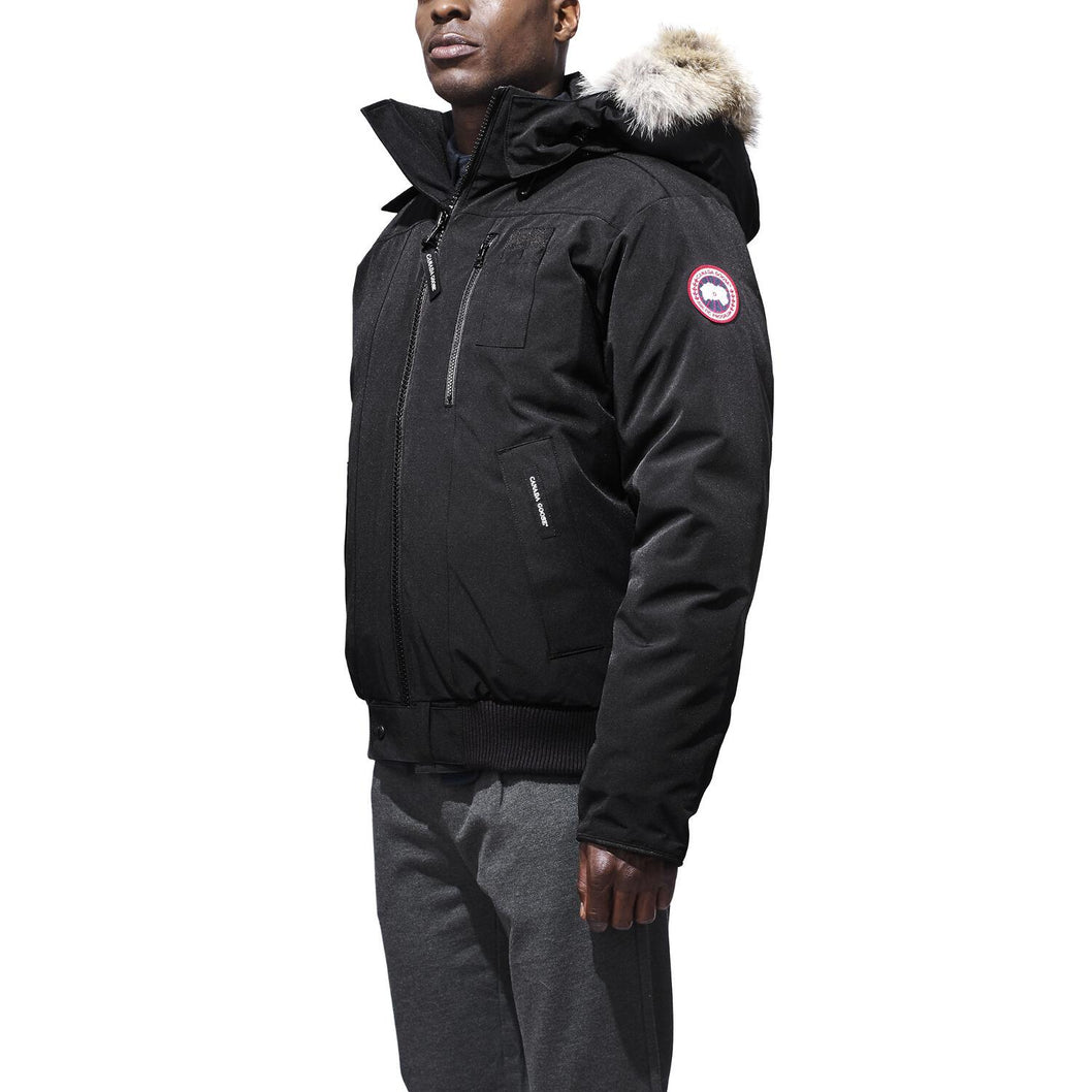 canada goose borden bomber navy mens jackets