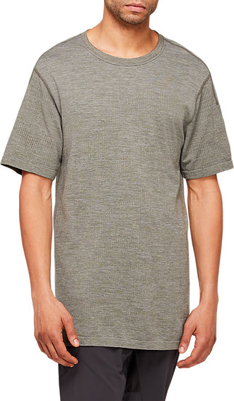 ASICS Seamless Merino Running T-Shirt - Men's