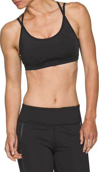 ASICS Piped Deam Crossback Bra - Women's