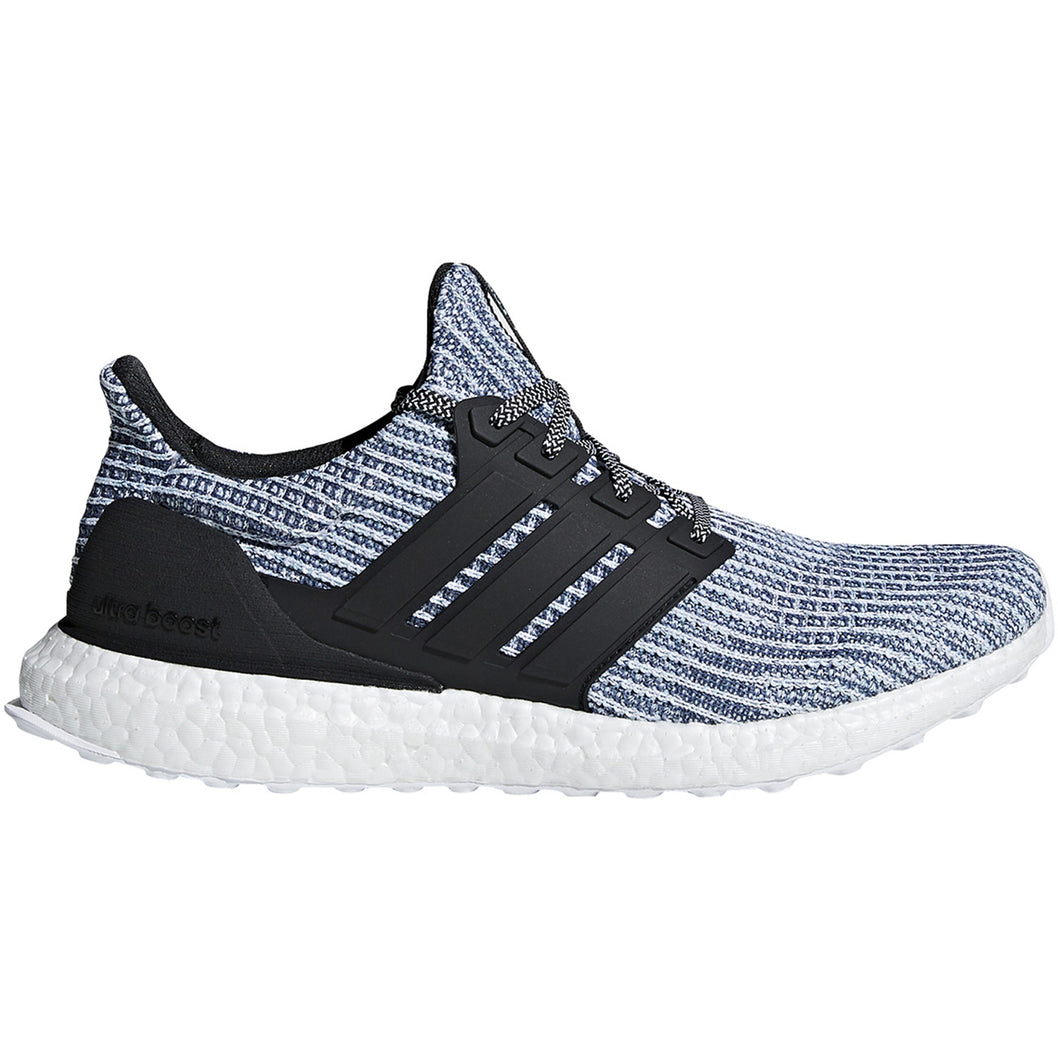 Chaussures de course UltraBOOST Parley HommeFtwr White - Carbon - Blue Spirit ...
