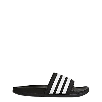 59c4a50cfe65 Adidas Adilette Cloudfoam Plus Stripes Slides - Women s
