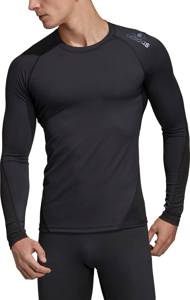 snazzy achat t shirt manches longues homme climacool