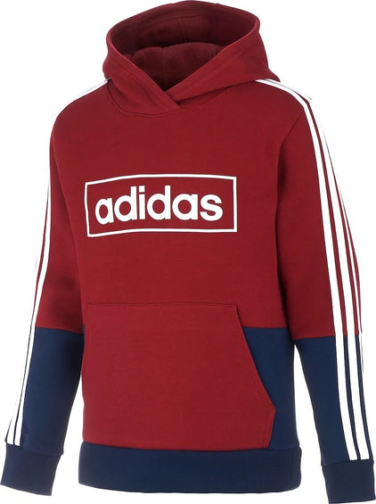 Adidas Color Block Pullover - Boy's