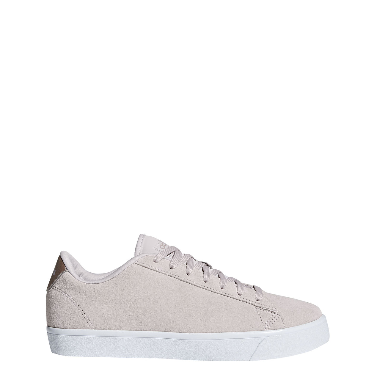 the best attitude 6b9b4 9a413 Adidas Chaussures Cloudfoam Daily Qt Clean Ice Purple Femme
