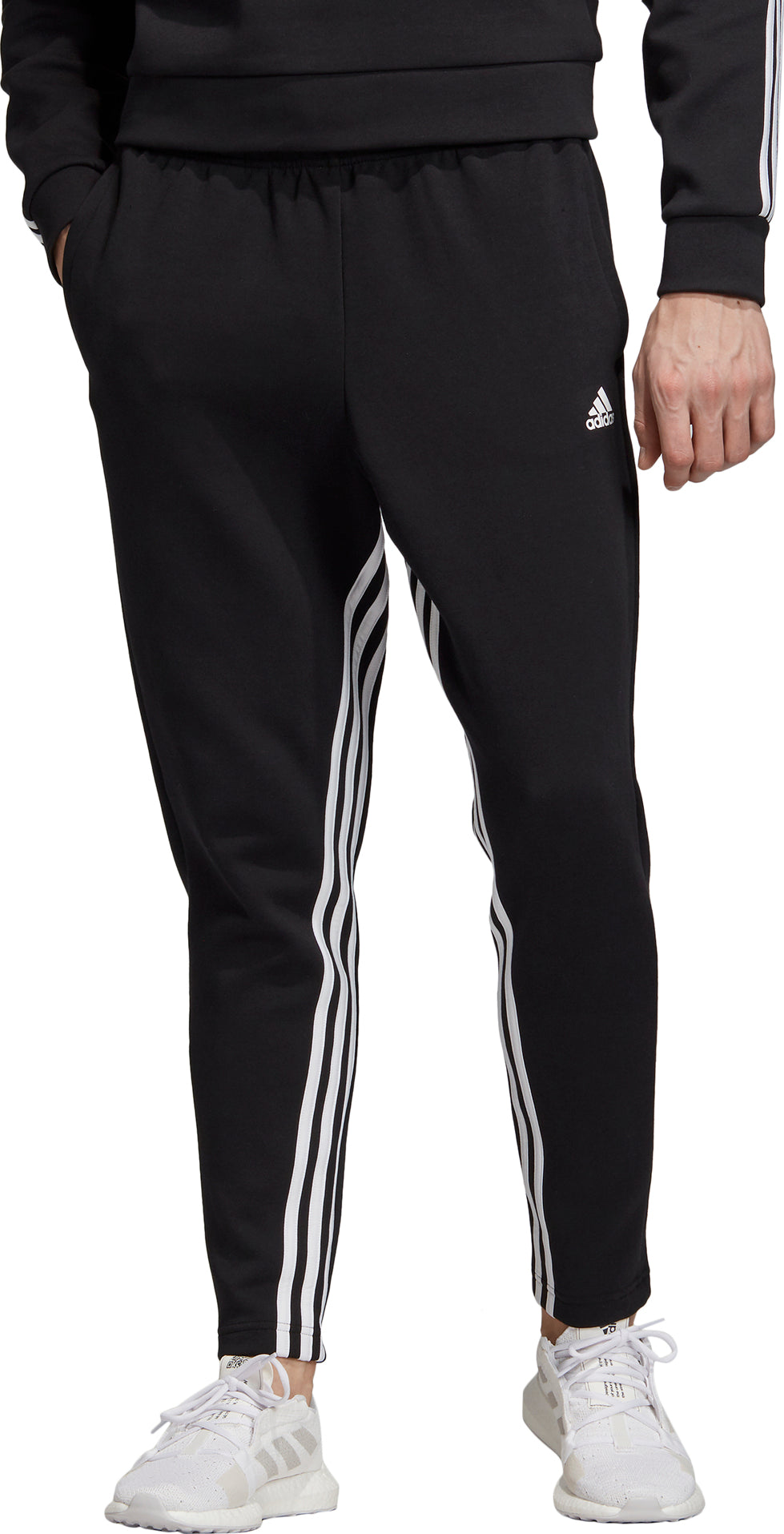 Adidas Must Haves 3-Stripes Tapered Pants - Men's