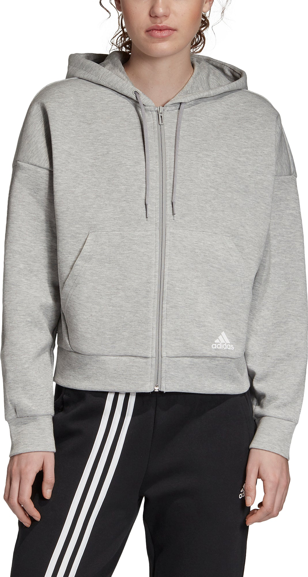 good usa cheap sale online here Adidas Must Haves 3-Stripes Hoodie - Women's