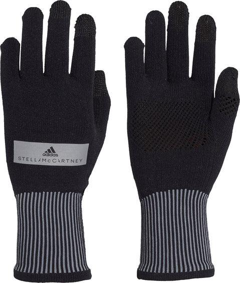Adidas Running Gloves by Stella McCartney - Women's