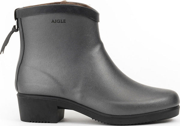 55b9ca29c54369 Aigle Women s Miss Juliette Ankle Boot Fur