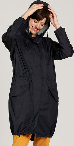 Aigle Firstrain Packable Rain Parka - Women's