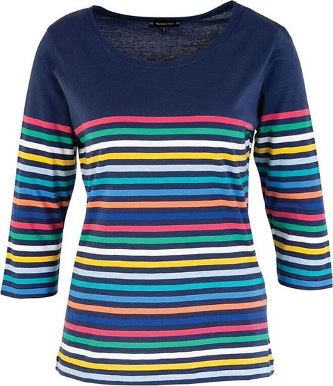 Armor Lux 10 colors Breton striped shirt Light cotton  - Women's