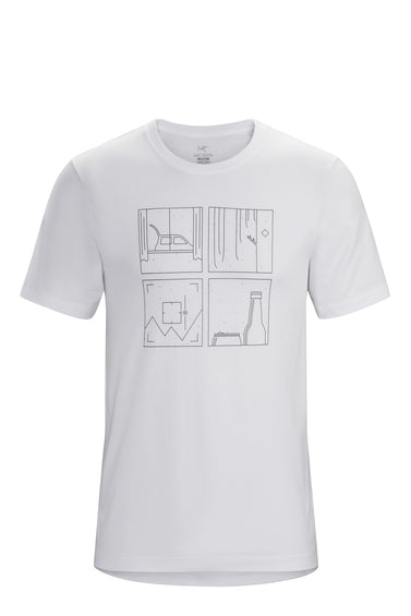Arc'teryx T-Shirt Quadrants - Homme